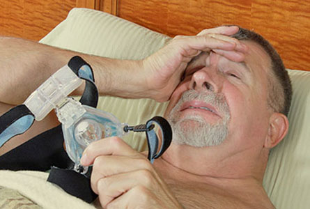 Frustrated with your CPAP Indianapolis, IN?